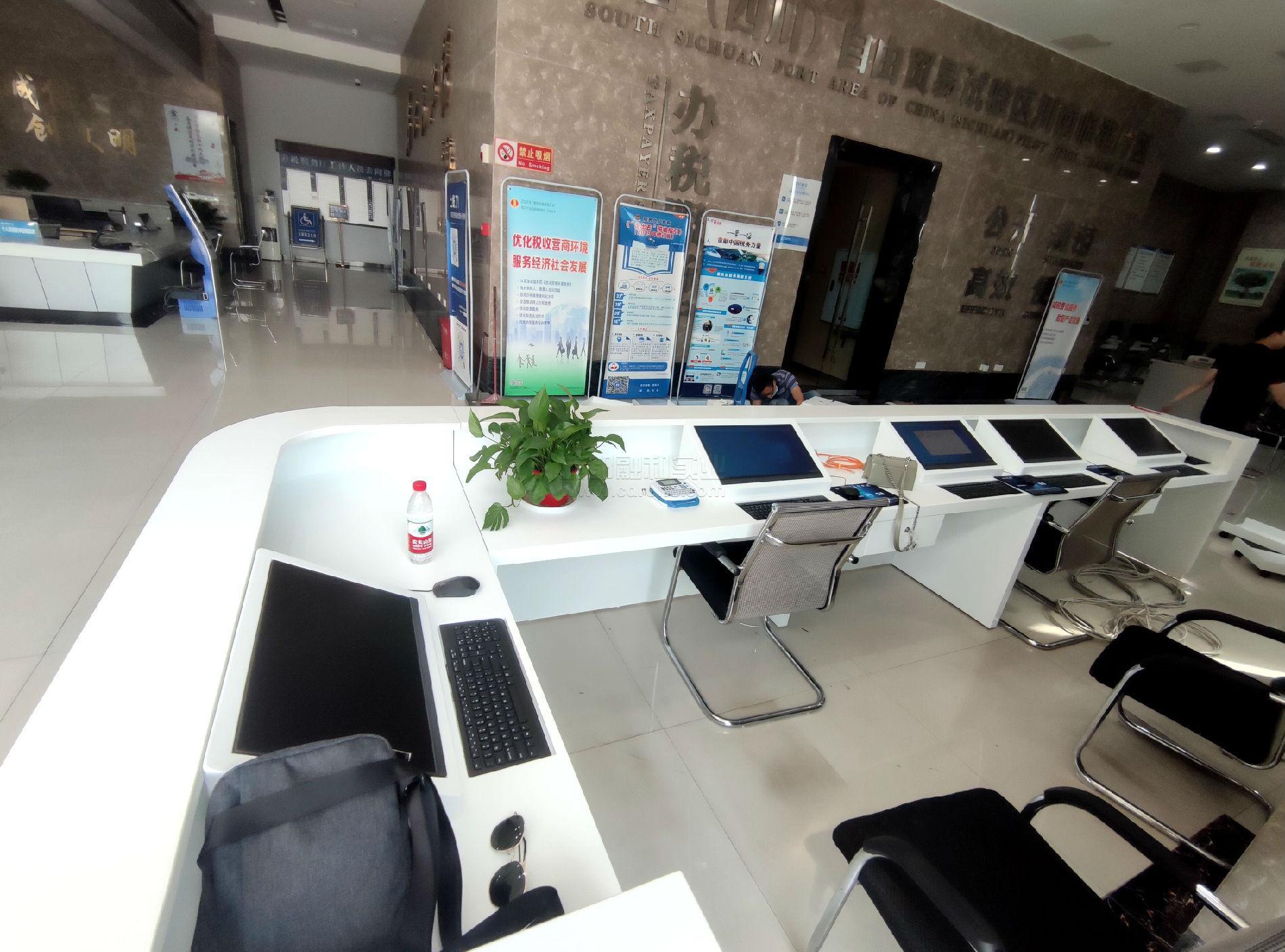 >泸州市龙马潭智慧税务局填单系统安装配置(